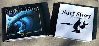 Coffee Table Photo Books Surf Story Vol 1