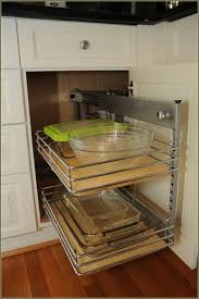Kitchen Corner Cupboard Ideas by Blind Corner Cabinet Base Blind Corner W Chrome Swingout Blind