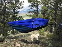 alpine hammock bivy that can hang like a hammock