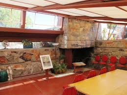 Taliesin West Interior Frank Lloyd Wright U0027s Taliesin West