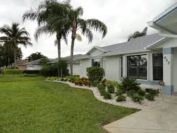 Landscaping For Curb Appeal - curb appeal in port saint lucie construction landscape