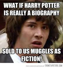 Harry Potter Firetruck Meme - harry potter conspiracy the meta picture