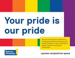 pride at ryerson equity diversity and inclusion ryerson