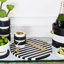 acolyte entertaining platter kelly wearstler white marble and