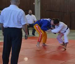 Eisstadion Bad Aibling Hart Umkämpftes Judo Duell U2022 Aib Stimme
