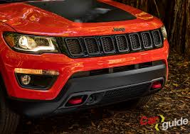 2018 jeep compass trailhawk price surprise in a smaller package 2018 jeep compass trailhawk review