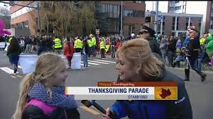 thanksgiving parade held in stamford
