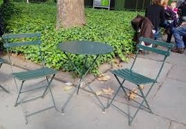 Patio Furniture Nyc by Benches Tables And Chairs For A More Walkable And Welcoming Saint