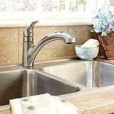 moen renzo kitchen faucet renzo chrome 1 handle kitchen faucet ca87316c