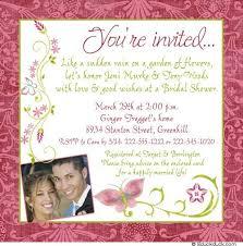 co ed bridal shower ed garden bridal shower invitation wedding celebration