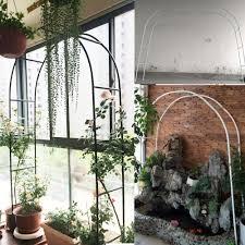 wedding arch garden aliexpress buy white metal wedding arch garden decoration