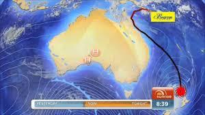 Weather Map Illinois by 7 Sunrise Australian Weather Forecast For 17 4 14 Youtube
