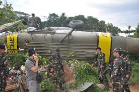 car junkyard in the philippines roxas back up chopper crashes in marawi 2 hurt inquirer news