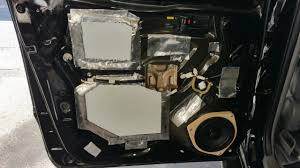Sound Dening Interior Doors Sound Deadening Doors With Raam Audio Products Page 4 Tacoma World