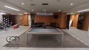 Pool Table Meeting Table Fusion Pool Table Contemporary Pool Tables Modern Pool Tables