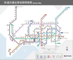 mtr map mtr shenzhen metro line 4 longhua line