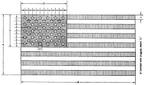 How To Draw A United States Map by Usflag Org A Website Dedicated To The Flag Of The United States