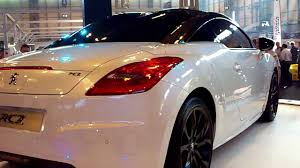 peugeot coupe rcz peugeot rcz coupe cab youtube