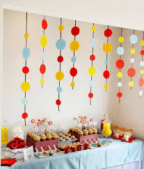 birthday decoration ideas at home for husband fabulous simple