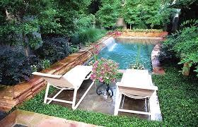 Garden Pool Ideas Landscape Design Ideas Small Backyard Landscape Small Garden Pool
