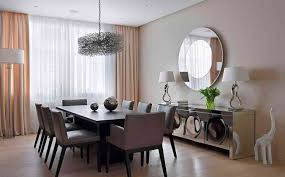 mirror amazing contemporary round mirror cool glamour powder