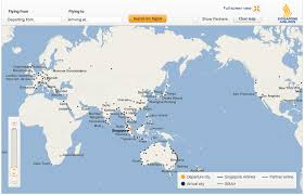 Copa Airlines Route Map by Stefanie Swot Analysis Of Singapore Airlines