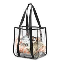 custom clear tote bags arlington va
