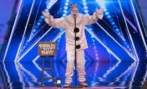 Steven Cohen Chandelier A Sad Clown Killed Sia U0027s U0027chandelier U0027 On U0027america U0027s Got Talent U0027