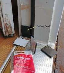 Exterior Door Insulation Strip by Rotted Exterior Door Frame Splice Repair Handymanhowto Com