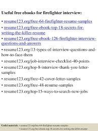 Firefighter Resume Template Killer Resume Samples Resume Cv Combination Resume Example