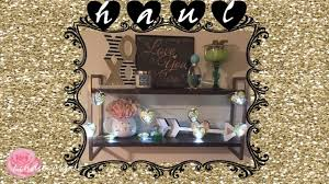 home decor haul target walmart u0026 tj maxx u2013 best max