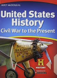 amazon com united states history student edition civil war to