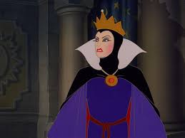 lucille la verne as grimhilde in snow white and the seven
