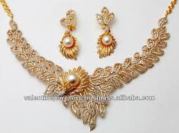 real gold necklace designs images South sea pearl diamond gold necklace heavy look pearl necklace jpg