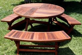 table glorious wooden picnic kitchen table beloved wooden picnic