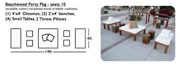 Outdoor Party Furniture Rental Los Angeles Lounge Event Furniture Rentals Los Angeles Party Rentals Orange