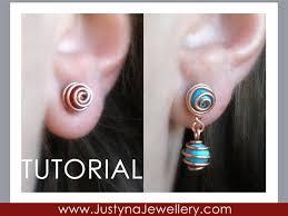make stud earrings 299 best ideas for handmade earrings images on ear