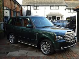 nissan range rover range rover autobiography supercharged 5 0 litre surrey near