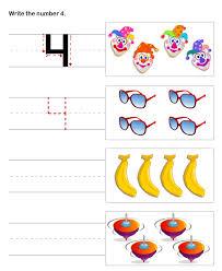 preschool number worksheets pre math worksheets