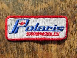 Vintage Polaris Snowmobile Patch By Freshtodeathvintage On Etsy