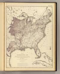 Map Of The United States During The Civil War by Historical Gender Ratio Map Shows Predominating Gender In 1870