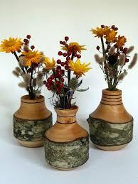 wood log vases 100 best vases images on wood wooden bowls and