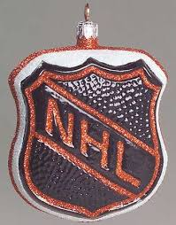 slavic treasures nhl blown glass ornaments at replacements ltd