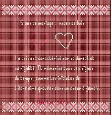 26 ans de mariage album signification annees de mariage les grilles de thiarlou