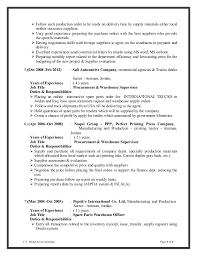 Warehouse Job Titles Resume by Nidal Hamdan Resume Accounting Manager