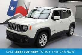 jeep renegade used used jeep renegade for sale in los angeles ca 65 used renegade