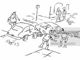 auto accident cartoons and comics funny pictures from cartoonstock