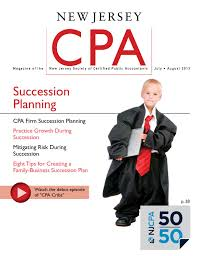 new jersey cpa july august 2013 by new jersey society of cpas