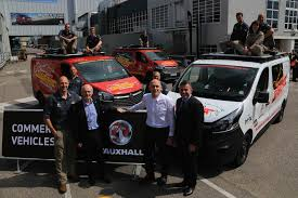 vauxhall luton the send off vauxhall hq luton max adventure max adventure