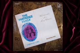 the partridge papers a partridge family christmas card goes global